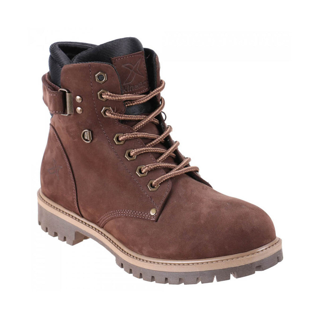 FLO 1252484 Brown Men Boots