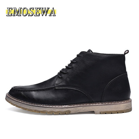 New Shoes Boots Martens Leather Shoes Cool