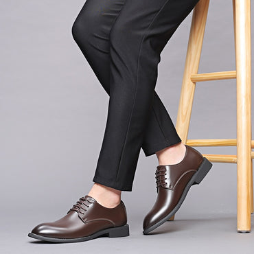 Classic Business Dress Shoes Fashion Elegant Formal