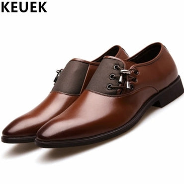 Classic Gentleman Shoes Business Dress Shoes