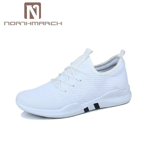 Fashion Casual Shoes Lace-Up Breathable Shoes Sneakers