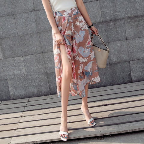 Boho High Quality Wide Leg Pants