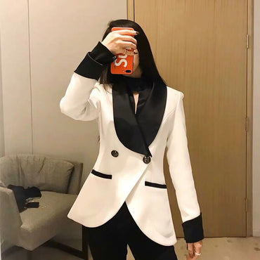 Runway Luxury famous Brand Design party style Jackets