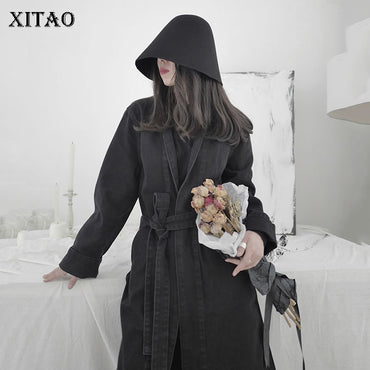 Fashion New Elegant Goddess Fan Full Sleeve Coat