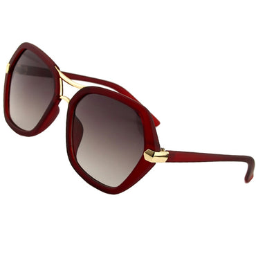 Sunglasses Luxury Wrap Frame Goggle Sunglasses Ladies Driving
