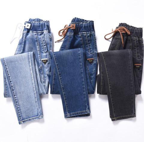 new fashion high waist stretch befree wanita denim pants Jeans
