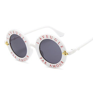 Newest Retro Round Brand Designer Vintage Sun Glasses