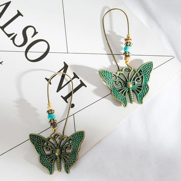 Vintage Bohemian Boho Ethnic Dangle Drop Earrings