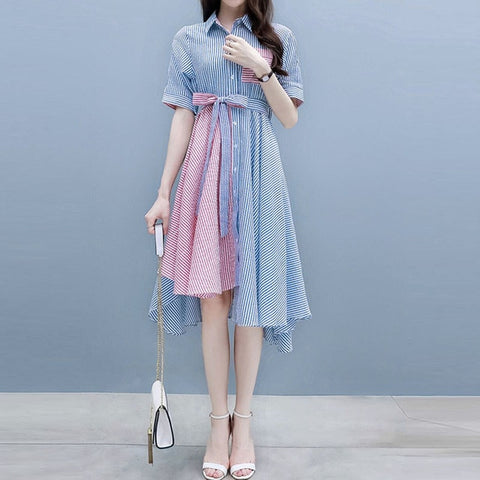 Long Vestido Party Elegant Clothes Ladies Office Dress
