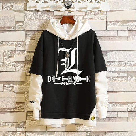 Hoodies Anime Fairy Tail Pullover Hoodie Sweatshirt Cartoon Cosplay