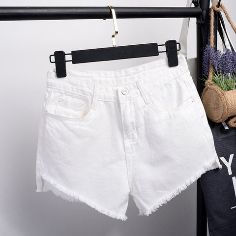 Jean Short Sexy Hot Casual Denim High Waist Short