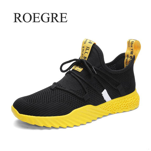Casual Breathable Mesh Sneakers Fashionable Lightweight Movement Shoes
