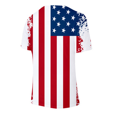 Bodybuilding Tactical Tee American Patriotic t-shirt