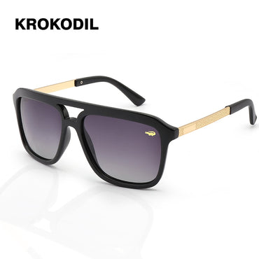 Classic Brand Designer retro model's sun glasses