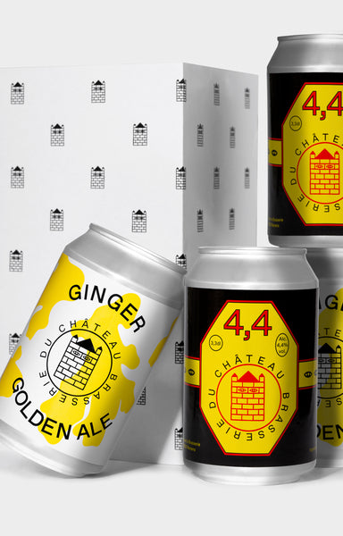 MIXPACK (6x PACK 4,4 + 6x PACK Ginger)