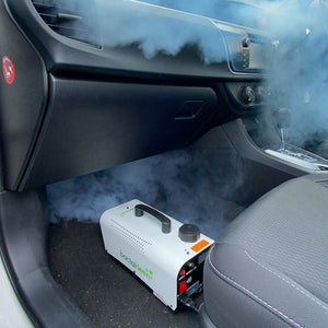 Ultra Mist Sanitisation for Vehicles