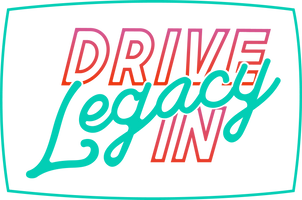 Legacy Drive In Cinema logo - Movies in Victoria BC