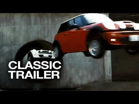The Italian Job Movie Trailer - Legacy Drive In Cinema - Movies Victoria BC