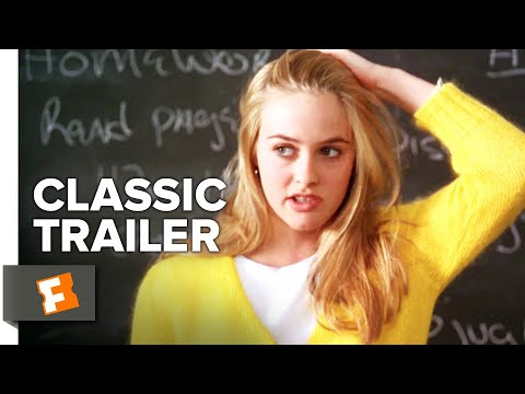 Clueless Movie Trailer - Legacy Drive In Cinema - Movies Victoria