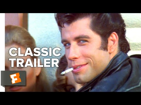 Grease Movie Trailer - Legacy Drive In Cinema - Movies Victoria BC