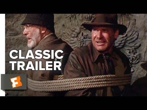 Indiana Jones and the Last Crusade Movie Trailer - Legacy Drive In Cinema - Movies Victoria BC