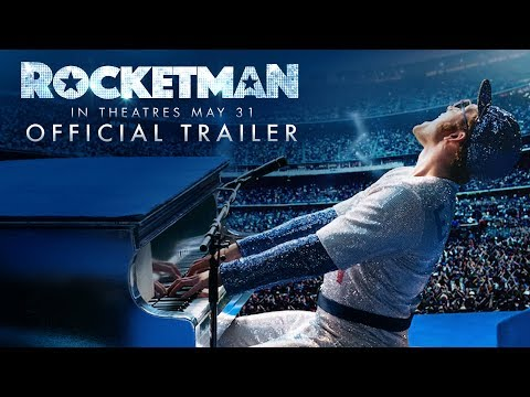Rocketman Movie Trailer - Legacy Drive In Cinema - Movies Victoria BC