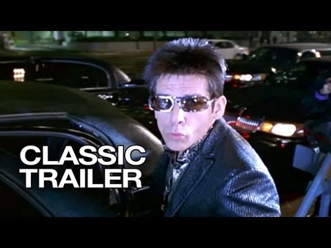 Zoolander Movie Trailer - Legacy Drive In Cinema - Movies Victoria BC
