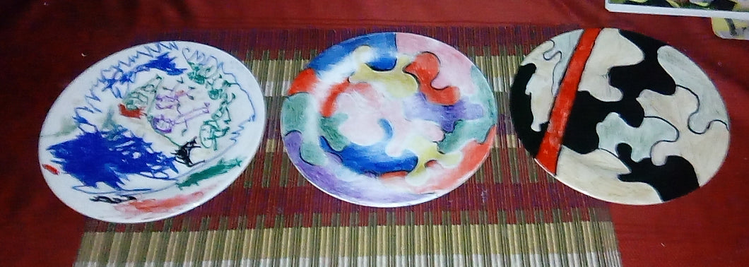 Plate Decorating - Esa's Closet - Girl's Online Clothing Boutique