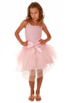 Ooh La La Couture Girl's Pink Parfait Ava Dress