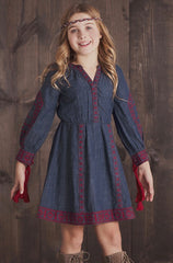 Jak and Peppar Girl's Jagger Dress