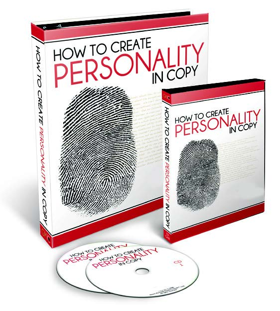 How To Create Personality In Copy