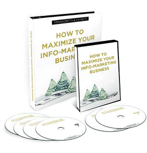 How To Maximize Your Info-Marketing Business