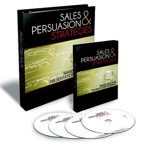 Sales and Persuasion Strategies