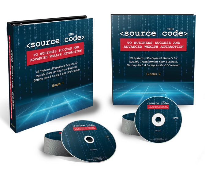 The Source Code To Business Success And Advanced Wealth Attraction
