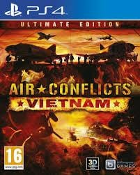 Air Conflicts Vietnam Ultimate Edition PS4 - smartspot.ie