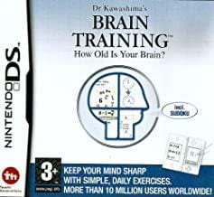 Brain Training Nintendo DS No Box Game Only - smartspot.ie