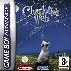 Charlotte's Web - Game Boy Advance (No Box) - smartspot.ie