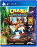 Crash Bandicoot Nsane Trilogy PS4 - smartspot.ie