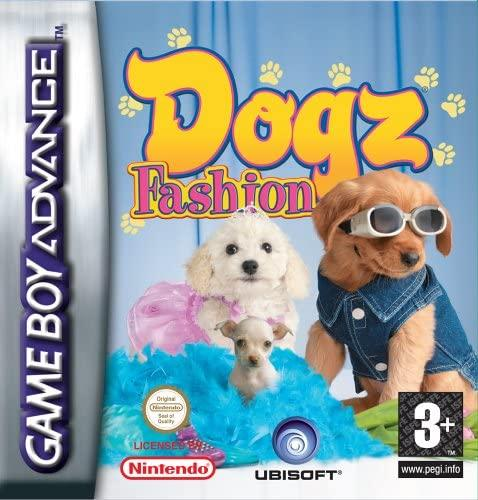 Dogz Fashion - Gameboy Advance (No Box) - smartspot.ie