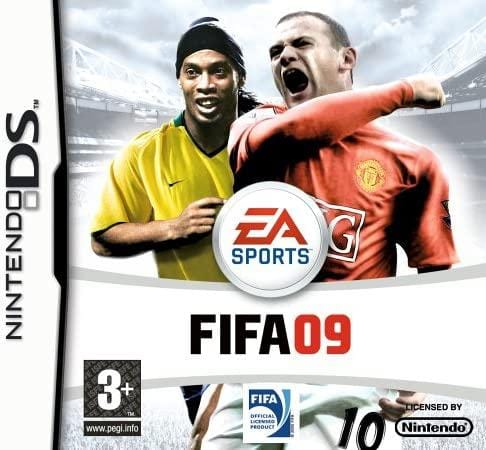 FIFA 09 Nintendo DS No Box Game Only - smartspot.ie