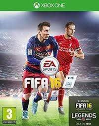 FIFA 16 XBOXONE Disc Only - smartspot.ie