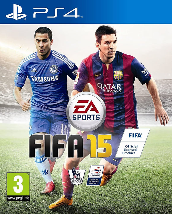 FIFA 15 PS4 Disc Only - smartspot.ie