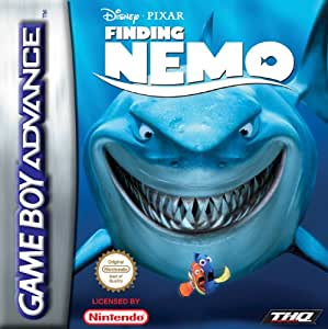 Finding Nemo - Gameboy Advance (No Box) - smartspot.ie