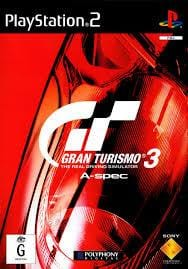Gran Turismo 3 A-Spec PS2 Disc Only - smartspot.ie