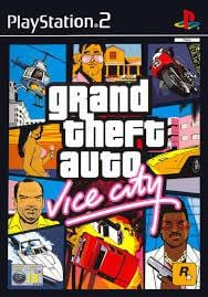 Grand Theft Auto Vice City PS2 Disc Only - smartspot.ie