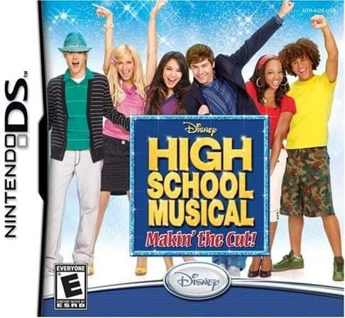 High School Musical Making The Cut Nintendo DS No Box Game Only - smartspot.ie