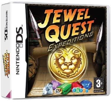 Jewel Quest Nintendo DS No Box Game Only - smartspot.ie