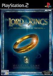 Lord of The Rings Fellowship of The Ring PS2 Disc only - smartspot.ie