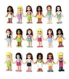 Lego Friends Minifigure assortment  5 Random Figures - smartspot.ie