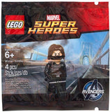 Lego Super Heroes Winter Soldier minifigure - 5002943 - smartspot.ie